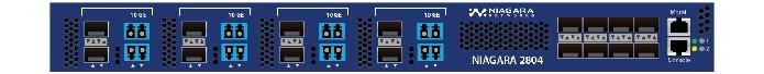 Multi-functional Bypass Packet Broker hybrid packet broker  16 ports of 1/10Gb multi-purpose bypass segments