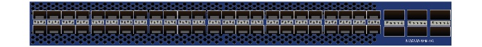 1/10Gb Packet Broker with multi-purpose 40Gb aggregation ports  FixedBroker product line  1U high density performance network packet brokers