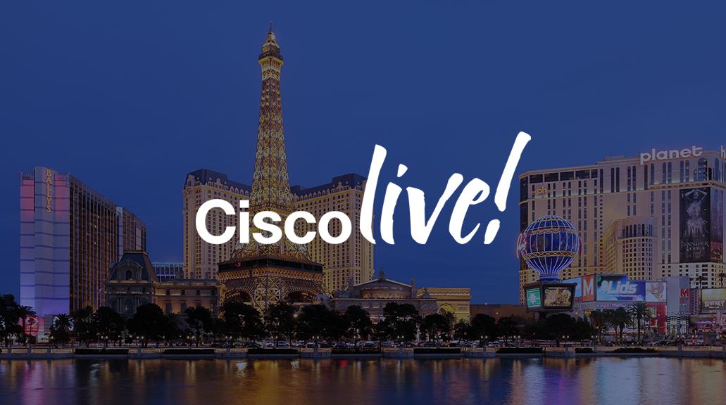 Cisco Live Las Vegas
