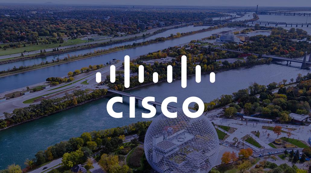 Cisco Connect Montreal