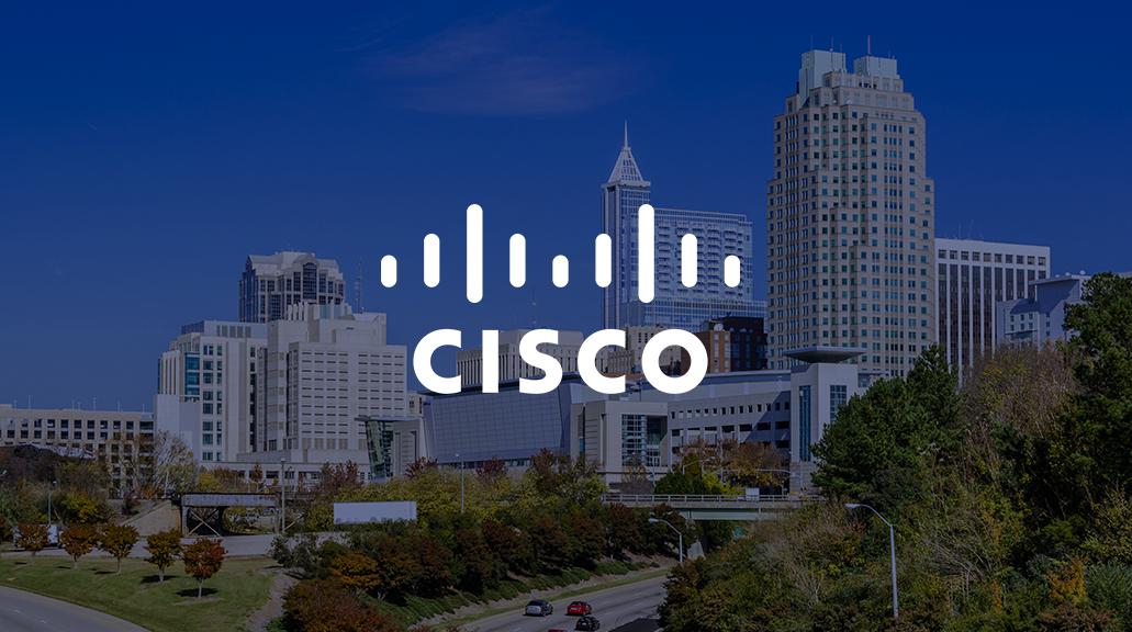 Cisco Connect Raleigh, NC