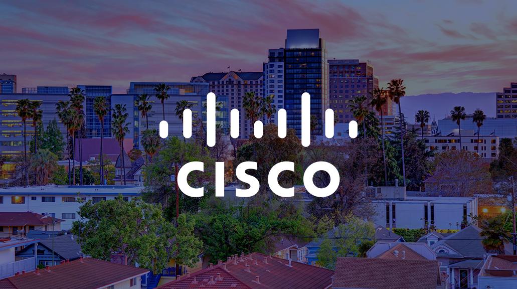 Cisco Connect San Jose