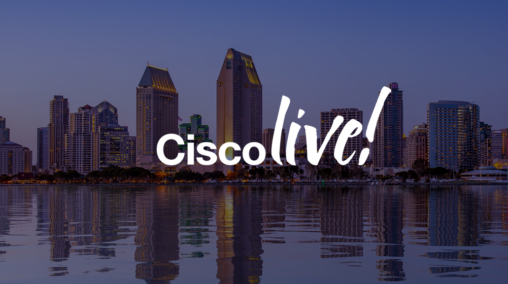 Cisco Live San Diego