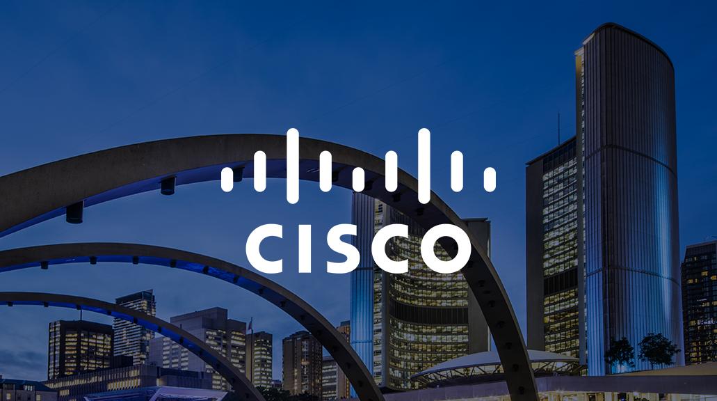 Cisco Connect Toronto